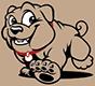 Brush College Elementary School Logo