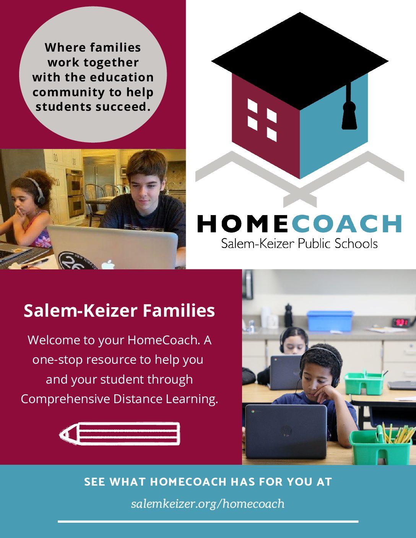 HomeCoach flyer